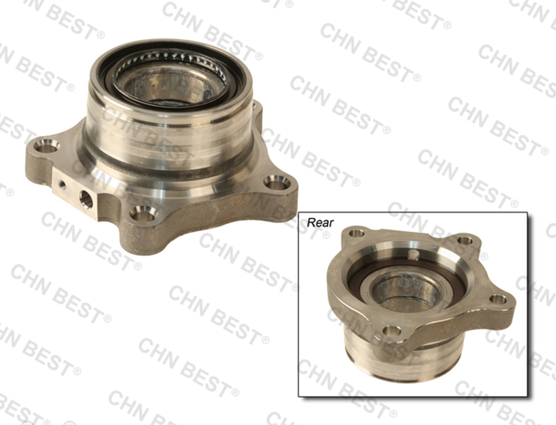 04000-0010C Wheel hub for TOYOTA TUNDRA 07-13