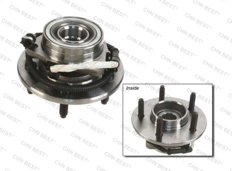 1L34-1104AA Wheel hub for F-150 FORD