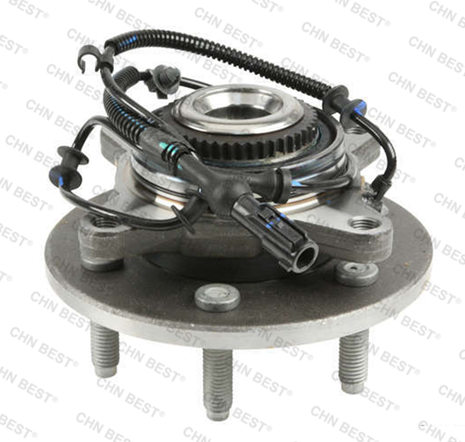 4L34-2B663BC Wheel hub for F-150 FORD